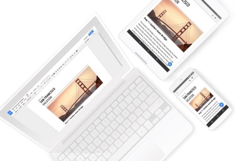 """«Google Документы» более часа были недоступны большому числу пользователей"""""""