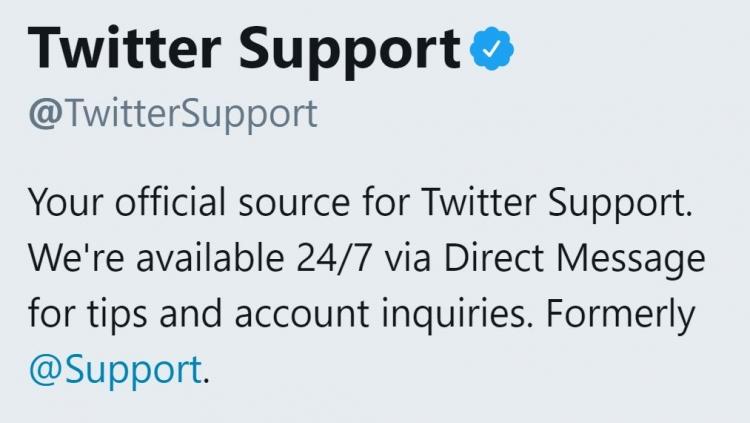 Twitter уберёт отметки подтверждения личности с аккаунтов-нарушителей