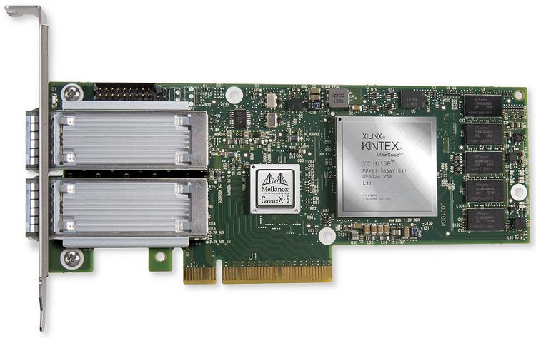 Mellanox Innova-2: новейшее достижение компании в области Ethernet