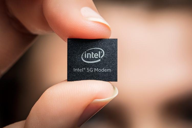 Intel готовит модемы для мобильных устройств с поддержкой 5G