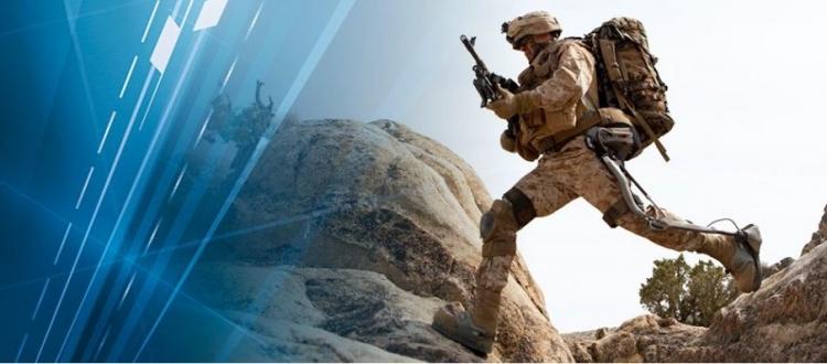 """Экзоскелет FORTIS K-SRD поможет солдатам быстро преодолевать подъёмы в боевом снаряжении"""""""
