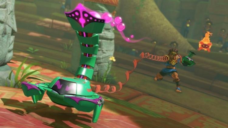 """Герой, арена и три вида оружия появились в ARMS для Switch с очередным обновлением"""""""