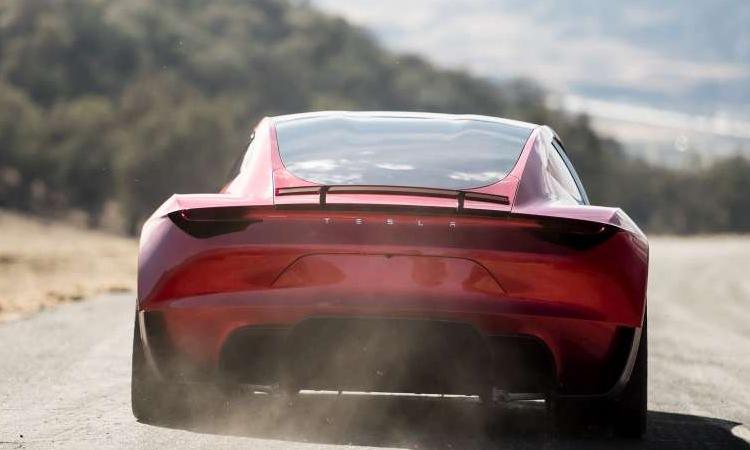 """Tesla Roadster нового поколения: разгон до «сотни» за 1,9 секунды"""""""