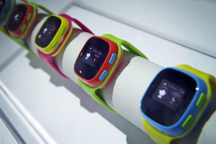 В Германии запретили продажу детских смарт-часов