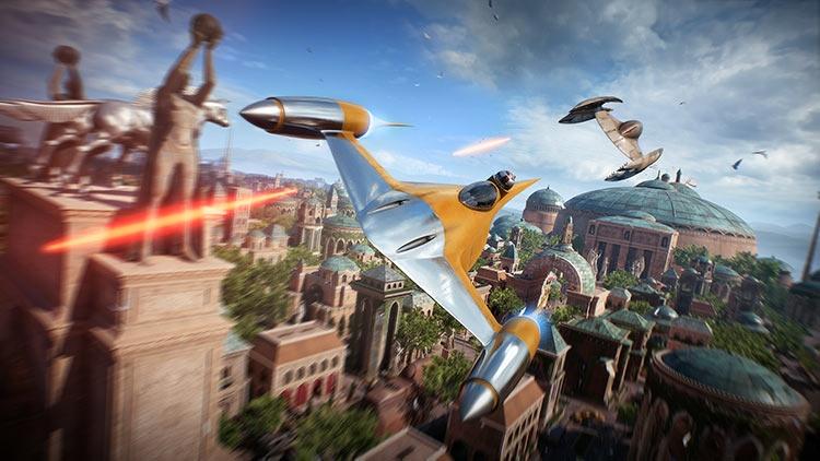"""Disney потребовала у EA отказа от микроплатежей в Star Wars Battlefront II"""""""