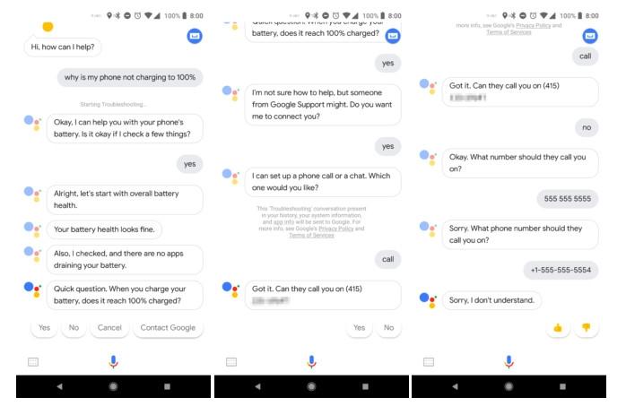 Google Assistant поможет устранять ошибки в ПО Pixel 2