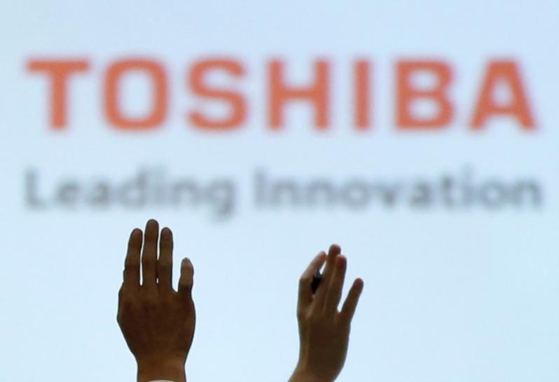 Toshiba продаёт новые акции на $5,4 млрд