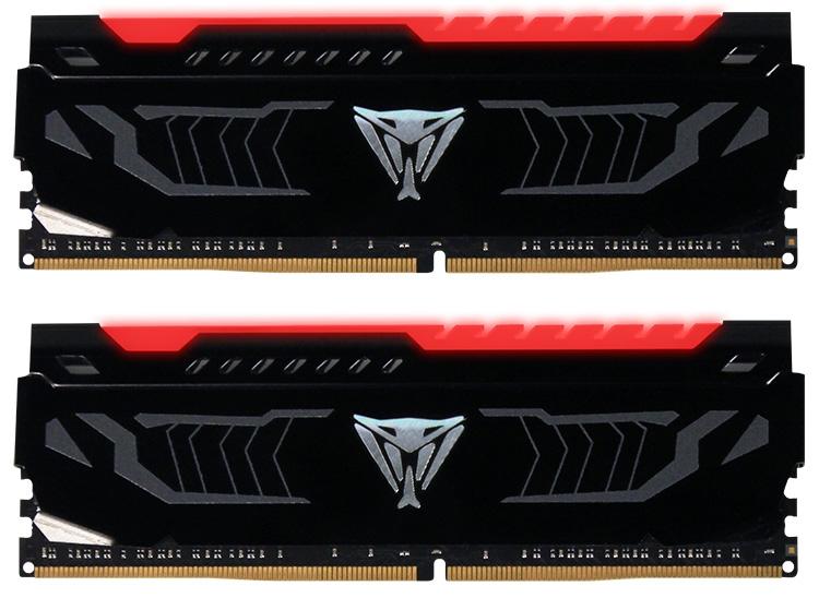 1141 4 - Patriot представила комплекты памяти Viper LED DDR4