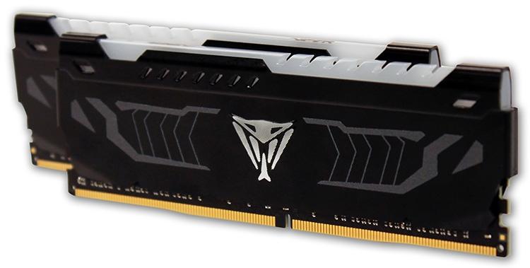 1141 5 - Patriot представила комплекты памяти Viper LED DDR4