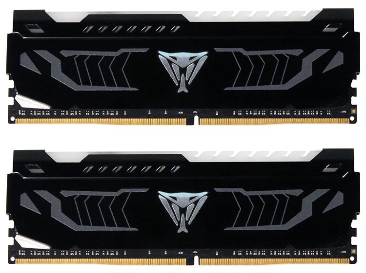 1141 6 - Patriot представила комплекты памяти Viper LED DDR4