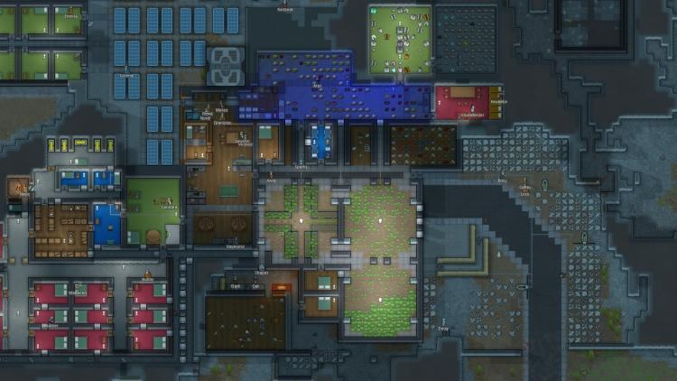 """Симулятор космической колонии Rimworld готовится покинуть ранний доступ Steam"""""""