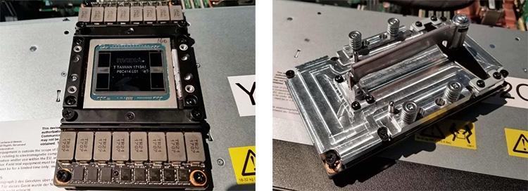 HPC-ускоритель NVIDIA на чипе Volta GV100 в форм-факторе SMX2