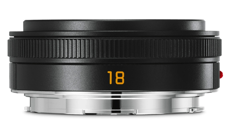Объектив Leica Elmarit-TL 18mm f