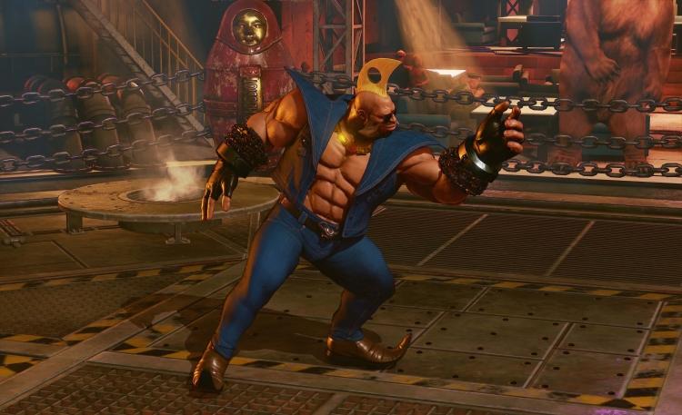 """В Street Fighter V добавят рождественские и ностальгические костюмы"""""""