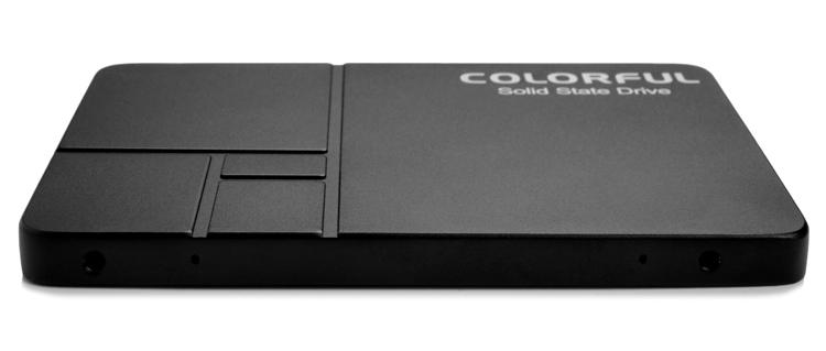cf3 - SSD-накопители Colorful Plus Series могут хранить до 640 Гбайт данных