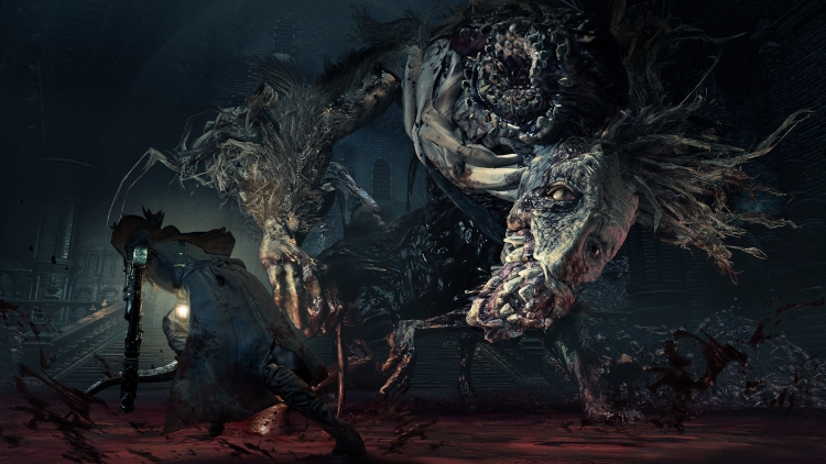 """Игроки нашли в Bloodborne монстра, представленного ещё 3 года назад"""""""
