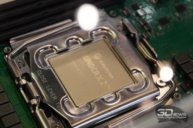 Потенциальный конкурент Xeon и EPYC: взгляд вблизи