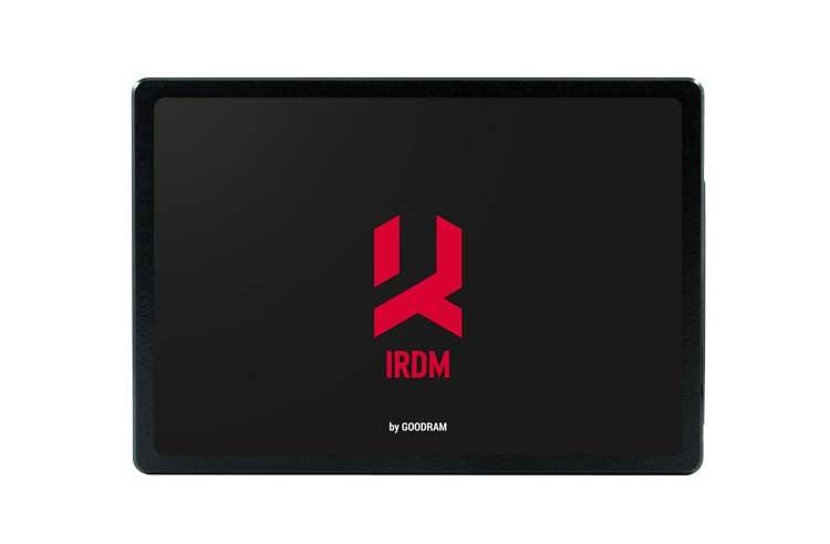 ssd IRDM 01 front 3 - IRDM by GOODRAM — серия для геймеров и энтузиастов киберспорта