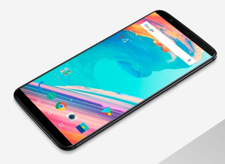 OnePlus назвала 5T своим самым быстропродаваемым смартфоном