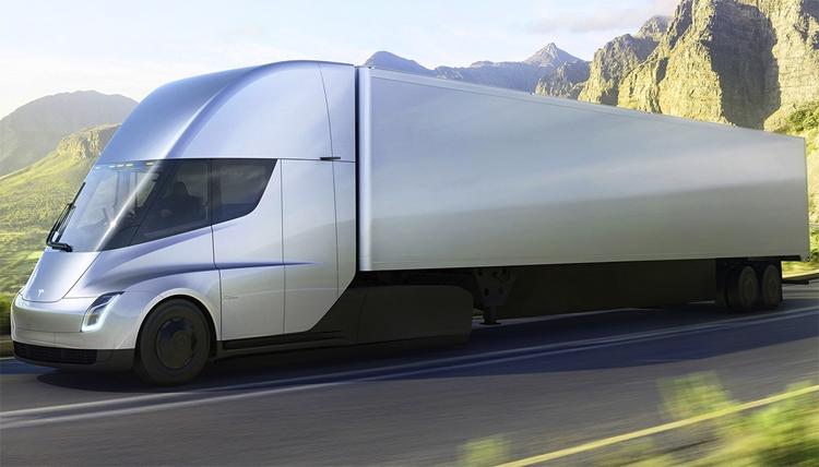В Tesla назвали «ожидаемые цены» на электрические грузовики