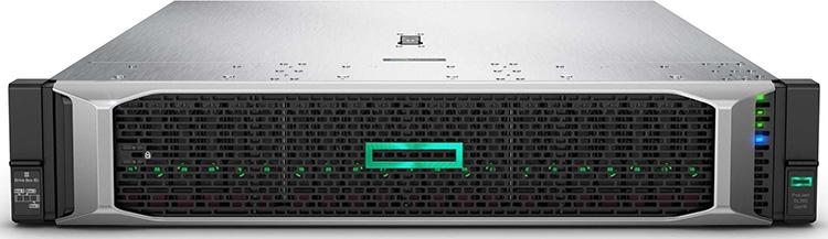 ProLiant DL380 Gen10 на базе Intel Xeon