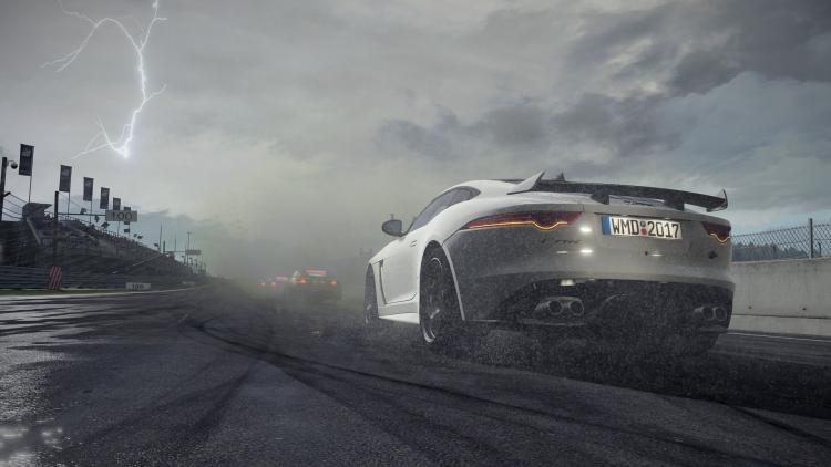 """Вышла демоверсия гоночного симулятора Project CARS 2"""""""