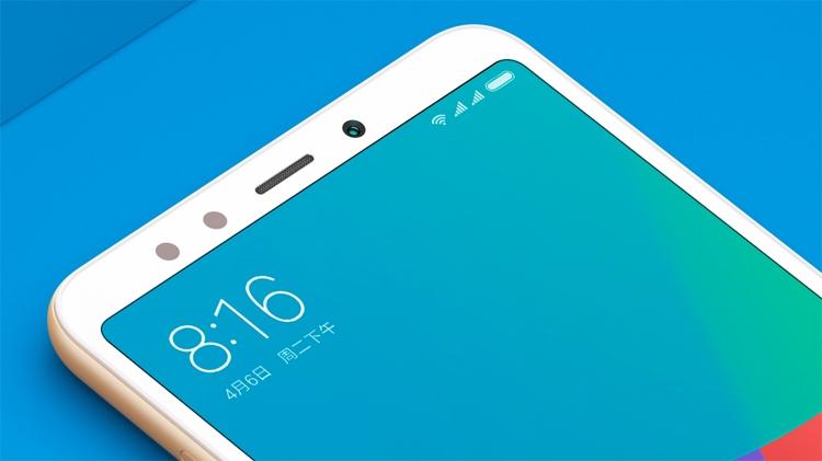 """Появились рендеры бюджетного смартфона Xiaomi с дисплеем Full Screen"""""""