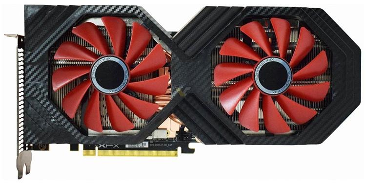 Radeon RX Vega 56/64 Double Edition в исполнении XFX начали свой путь с Азии
