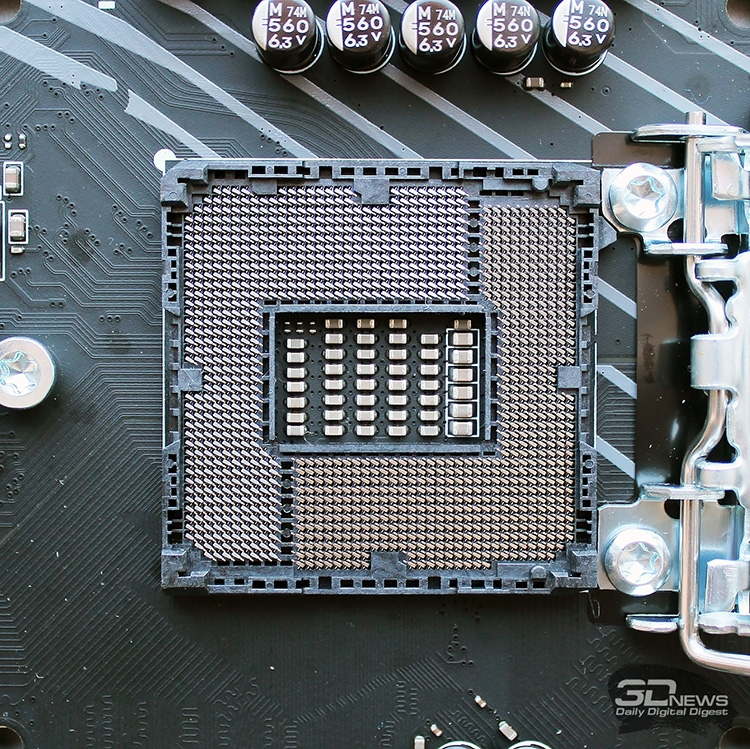 Разъём LGA1151