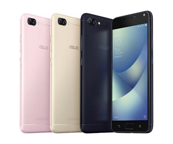 Это ASUS Zenfone 4 Max (ZC554KL), но цвета у ZC520KL те же самые, как и дизайн в целом