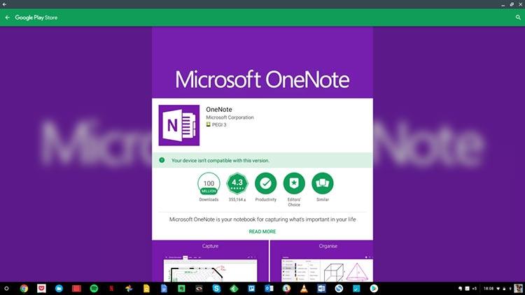 """Microsoft Office для Android отныне поддерживается на всех на хромбуках"""""""