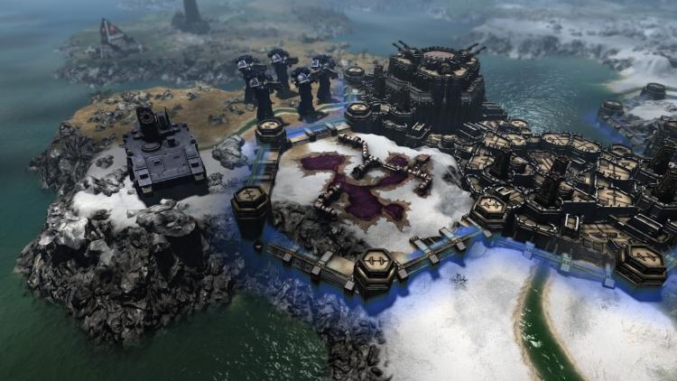 """Анонсирована пошаговая стратегия Warhammer 40,000: Gladius - Relics of War"""""""
