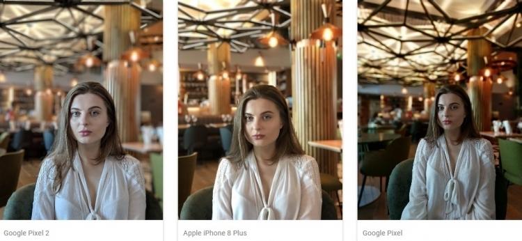 "Google включила поддержку фоточипа Pixel 2 в бета-версии Android 8.1"""