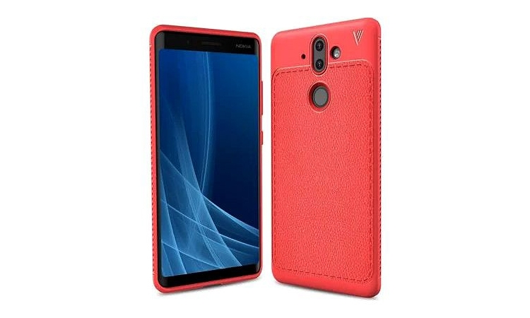 """Раскрыт дизайн будущего флагманского смартфона Nokia 9"""""""