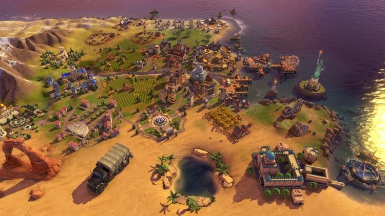"""Анонсировано дополнение Sid Meier's Civilization VI: Rise and Fall"""""""