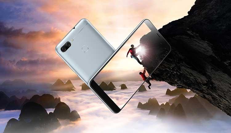 1 - ASUS анонсировала в России безрамочный смартфон ZenFone Max Plus (M1)