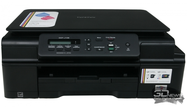 """Струйная техника не дала упасть рынку принтеров и МФУ"""""""