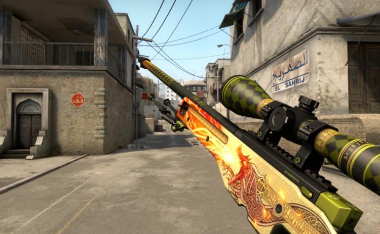 Особый окрас оружия в Counter-Strike: Global Offensive вы можете получить только из ящика с наградами