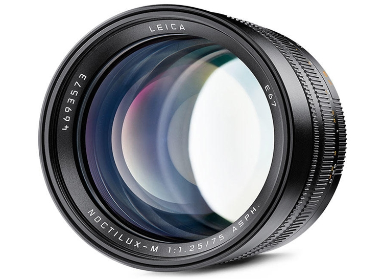 Объектив Leica Noctilux-M 75 mm f