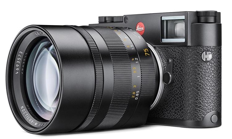 leica3 - Объектив Leica Noctilux-M 75 mm f/1.25 ASPH обойдётся почти в $13 тысяч
