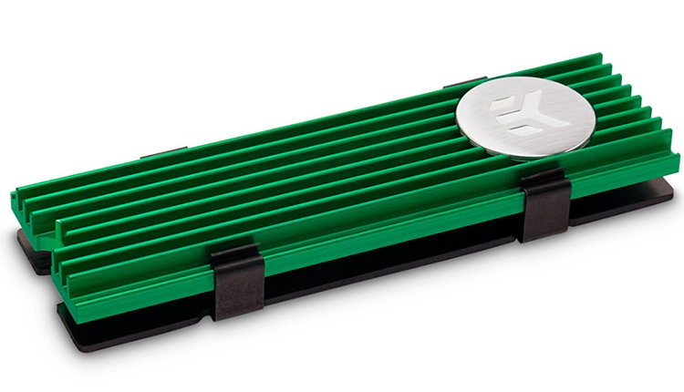 ek3 - EK выпустила цветные радиаторы для SSD-накопителей M.2