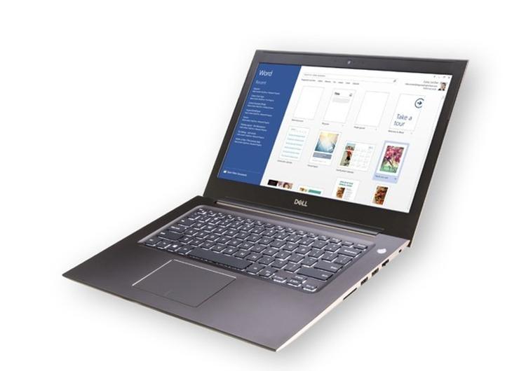 """Ноутбук Dell Vostro 14 5471 получил чип Intel Kaby Lake-R и графику AMD Radeon"""""""