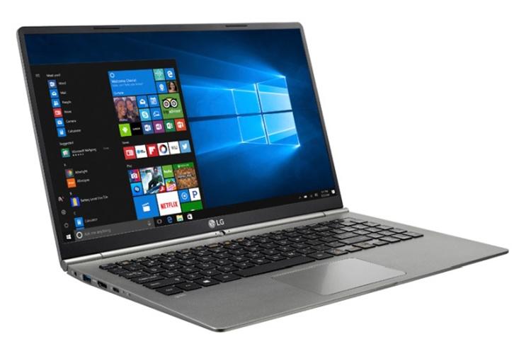 Ноутбуки LG Gram