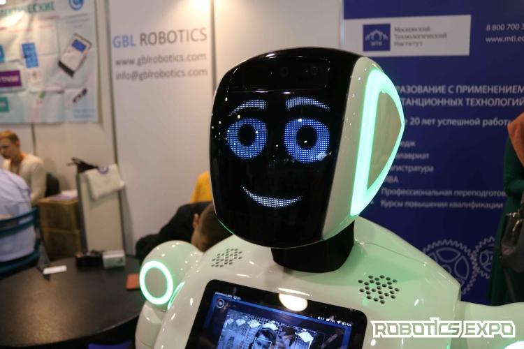 """Итоги Robotics Expo 2017"""""""