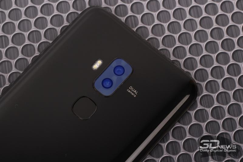 Тыльная камера Blackview S8