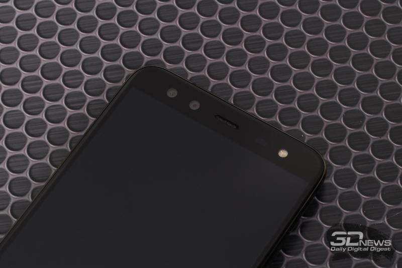 Фронтальная камера Blackview S8