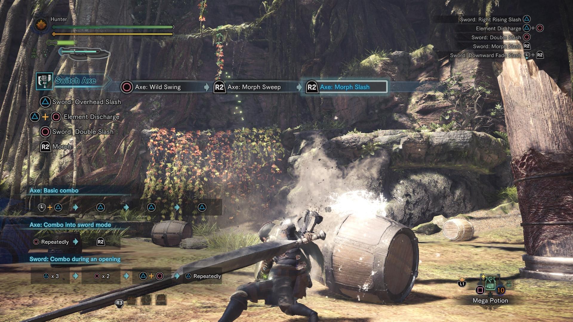 Детали бета-теста Monster Hunter: World для PS4, видео искриншоты