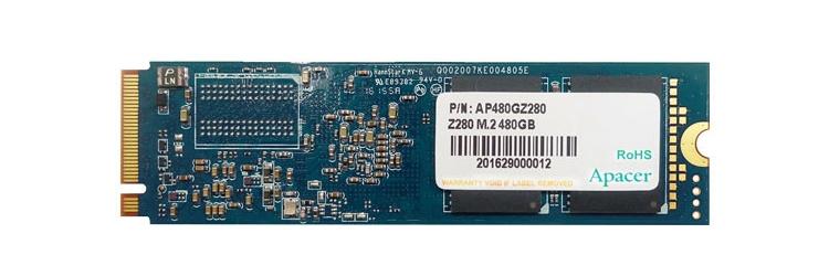 apacer2 - Новые SSD-накопители Apacer Z280 демонстрируют скорость чтения до 2750 Мбайт/с