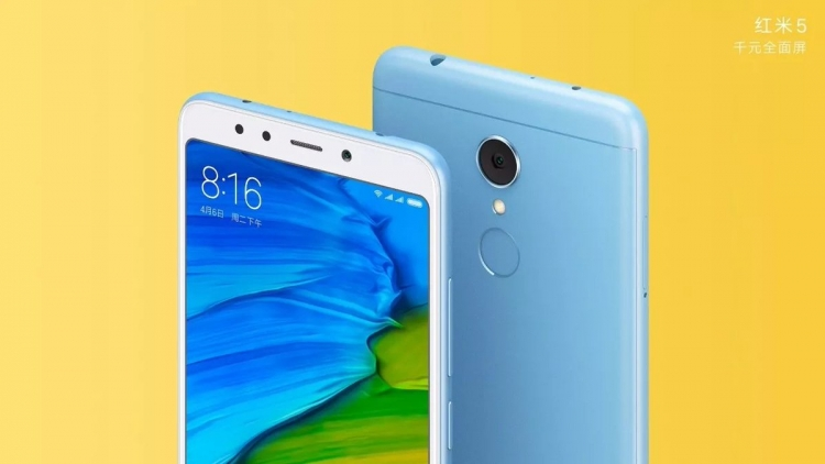 """Параметры смартфонов Xiaomi Redmi 5 и Redmi 5 Plus были раскрыты до анонса"""""""