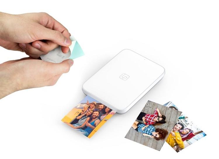 """Новый принтер дополненной реальности LifePrint поддерживает Wi-Fi и Bluetooth"""""""